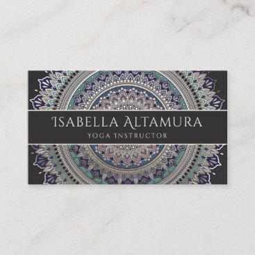 Elegant Mandala Business Cards