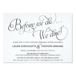 Wedding Rehearsal Dinner Invitations And Get Ideas How To Make Your Invitation With Attractive Appearance 10