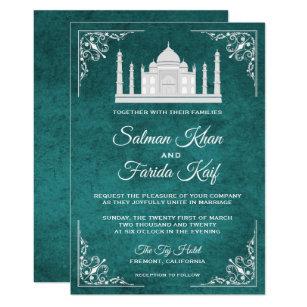 Persian Wedding Invitations Zazzle
