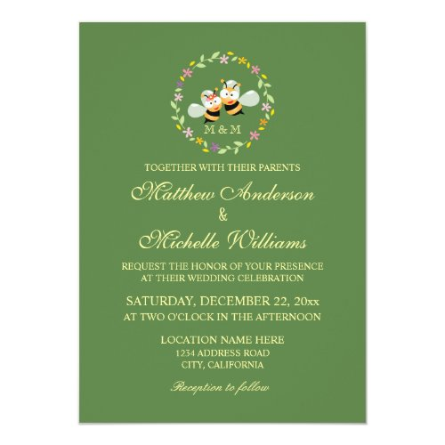 Elegant Woodland Whimsical Wedding Collection by Cute Whimsical Weddings