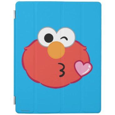 Elmo Face Throwing a Kiss iPad Smart Cover