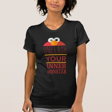 Elmo Inner Monster T-Shirt
