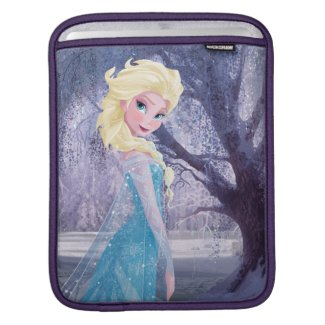 Elsa 1 iPad sleeve