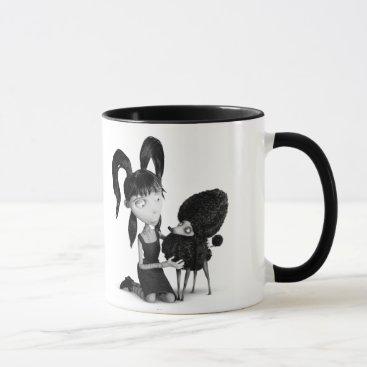 Elsa and Persephone Mug