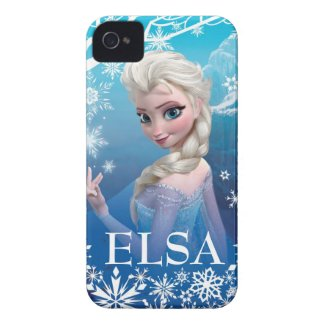 Elsa the Snow Queen iPhone 4 Covers