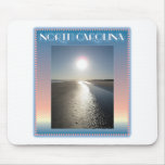 Emerald Isle Beach, NC at Sunset mousepads
