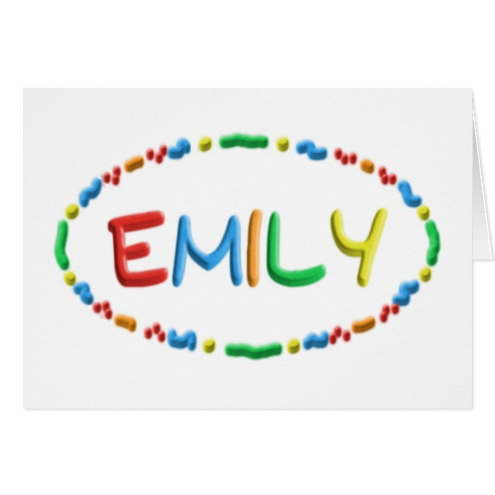 Emily Dough Fun