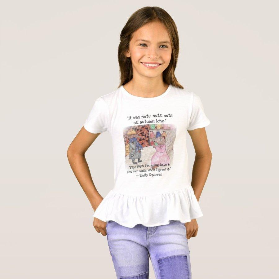Emily Squirrel shirt