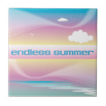 Endless Summer Pastels tiles