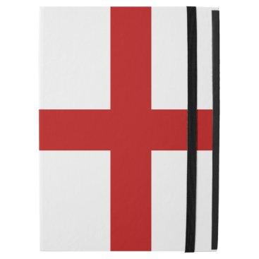 """England Flag iPad Pro 12.9"""" Case"""