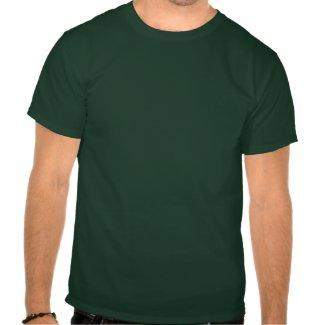 Environmentalists wear organic underwear Dark Ts shirt