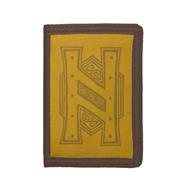 Erebor - H Symbol Tri-fold Wallet