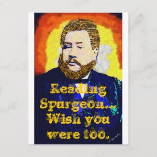 Essential Spurgeon Postcards postcard