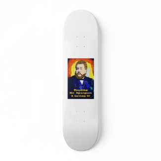 Essential Spurgeon Skateboard skateboard