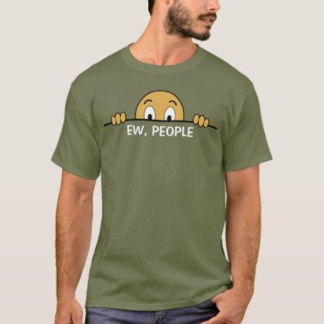 Ew People Dark T-Shirt