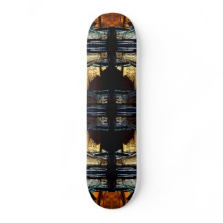 Extreme Designs Skateboard Deck 101 CricketDiane