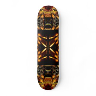 Extreme Designs Skateboard Deck 106 CricketDiane