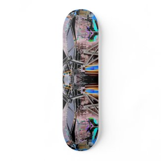 Extreme Designs Skateboard Deck 131 CricketDiane