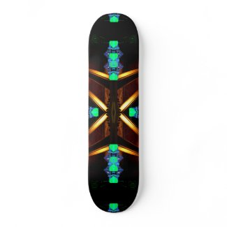 Extreme Designs Skateboard Deck 139 CricketDiane