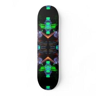 Extreme Designs Skateboard Deck 146 CricketDiane