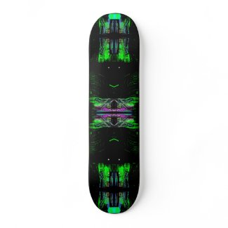 Extreme Designs Skateboard Deck 162 CricketDiane