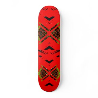 Extreme Designs Skateboard Deck 200 CricketDiane