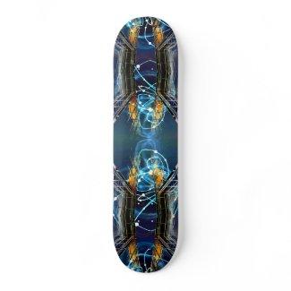Extreme Designs Skateboard Deck 24 CricketDiane