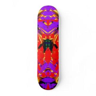 Extreme Designs Skateboard Deck 257 CricketDiane