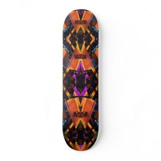 Extreme Designs Skateboard Deck 265 CricketDiane