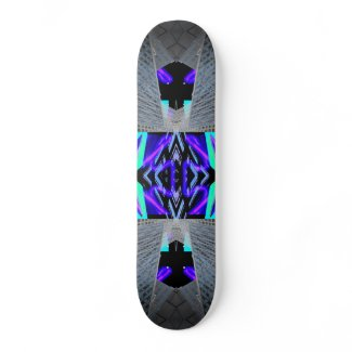 Extreme Designs Skateboard Deck 416 CricketDiane