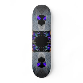 Extreme Designs Skateboard Deck 417 CricketDiane