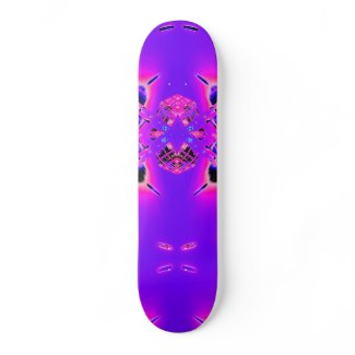 Extreme Designs Skateboard Deck 418 CricketDiane