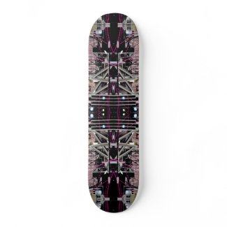 Extreme Designs Skateboard Deck 425 CricketDiane