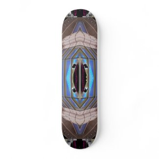 Extreme Designs Skateboard Deck 428 CricketDiane