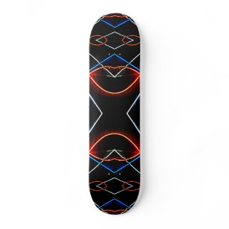 Extreme Designs Skateboard Deck 433 CricketDiane