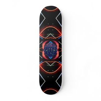 Extreme Designs Skateboard Deck 436 CricketDiane