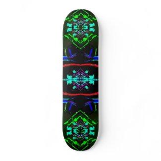 Extreme Designs Skateboard Deck 447 CricketDiane