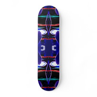 Extreme Designs Skateboard Deck 451 CricketDiane