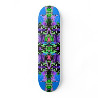 Extreme Designs Skateboard Deck 45 CricketDiane