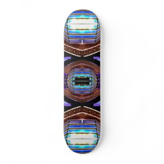 Extreme Designs Skateboard Deck 482 CricketDiane