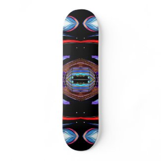 Extreme Designs Skateboard Deck 483 CricketDiane
