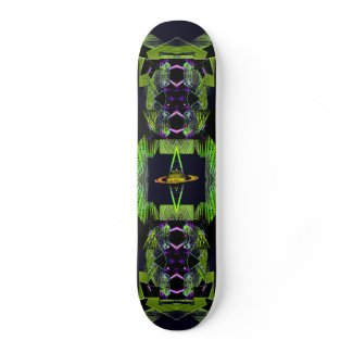 Extreme Designs Skateboard Deck 497 CricketDiane