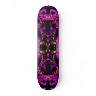 Extreme Designs Skateboard Deck 519 CricketDiane
