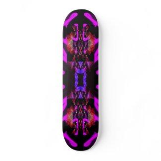 Extreme Designs Skateboard Deck 520 CricketDiane