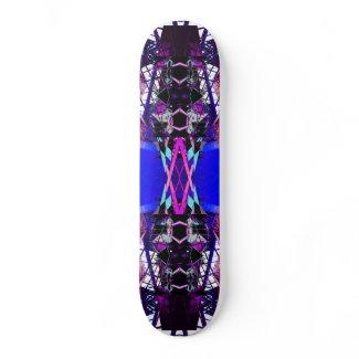 Extreme Designs Skateboard Deck 530 CricketDiane