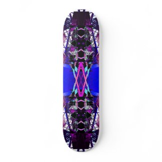 Extreme Designs Skateboard Deck 530 CricketDiane
