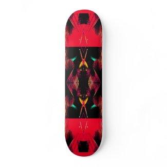Extreme Designs Skateboard Deck 557 CricketDiane