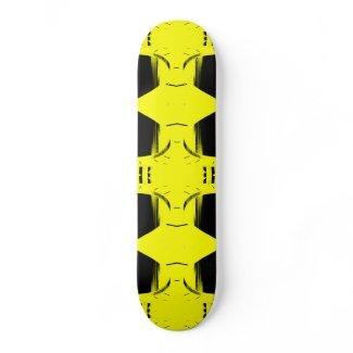 Extreme Designs Skateboard Deck 616 CricketDiane