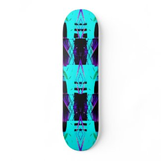 Extreme Designs Skateboard Deck 627 CricketDiane