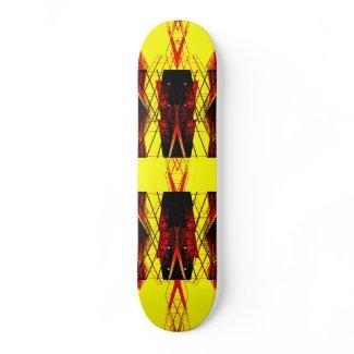 Extreme Designs Skateboard Deck 630 CricketDiane